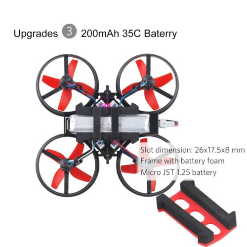 Tiny Whoop Upgrade Lipo - Quadcopters.co.uk