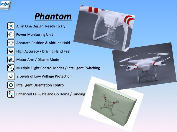 Quadcopters.co.uk - dji phantom quadcopter rtf 3