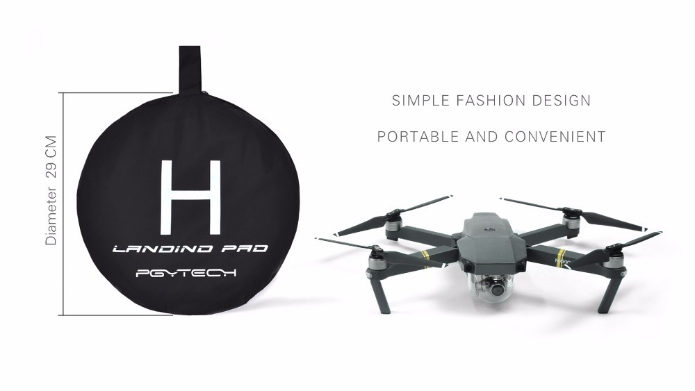 UK Drones Landing Pads Foldable and Waterproof Reversible - Quadcopters.co.uk