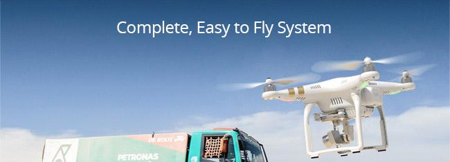 DJI Phantom 3 Drone 4K Camera Quadcopter Store - Quadcopters.co.uk