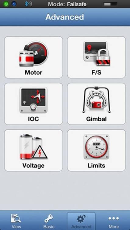 DJI Wookong M Led Bluetooth Quadcopters.co.uk