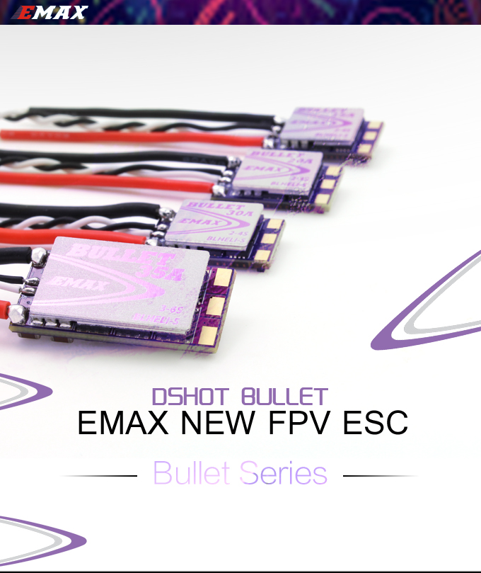 Emax Bullet 30a esc - Quadcopters.co.uk