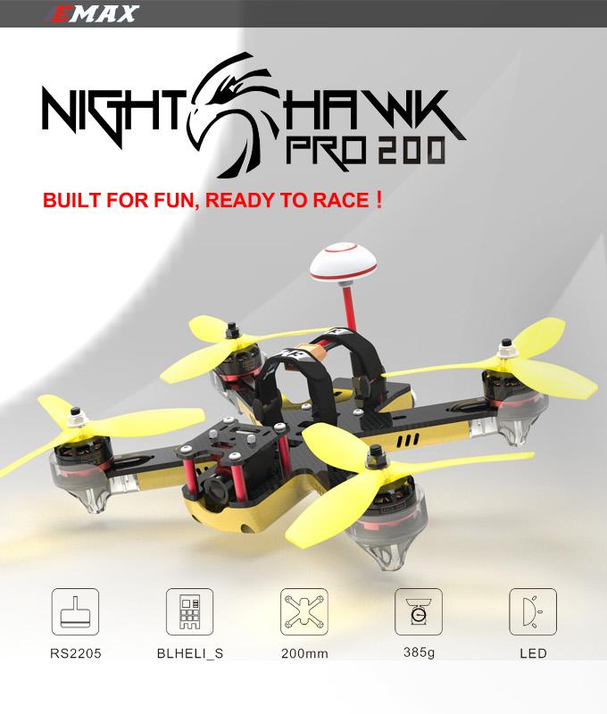 Emax Nighthawk Pro 200 Pnp