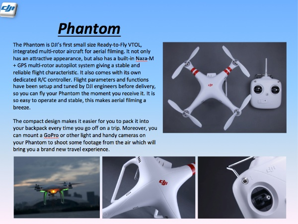 Quadcopters.co.uk - DJI Phantom UK Info