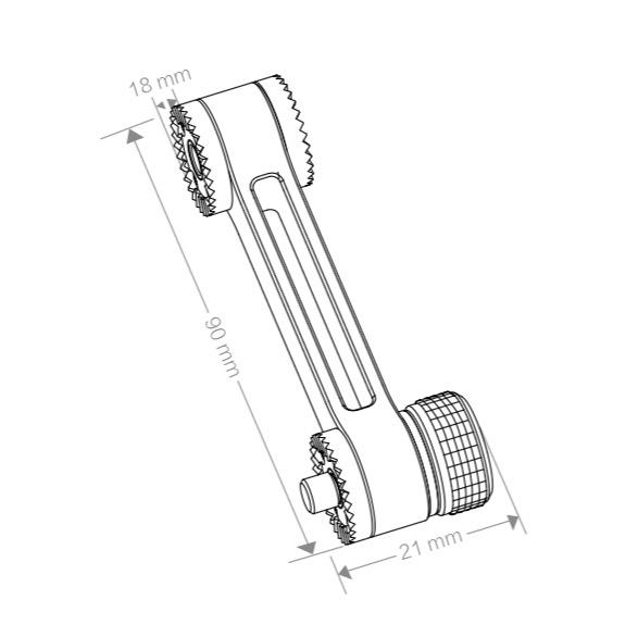 DJI Osmo Extension Arm Specs UK Store