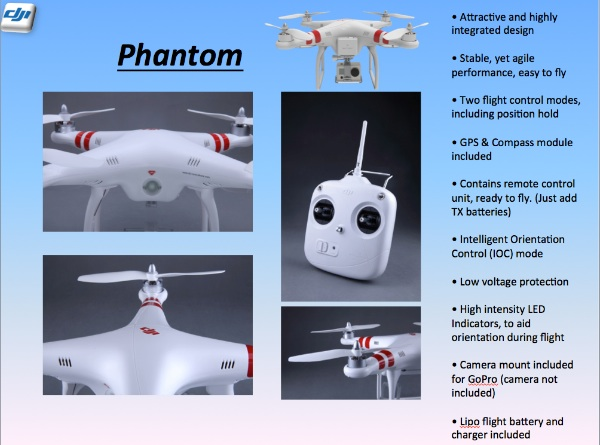 Quadcopters.co.uk - DJI Phantom overview 2 uk