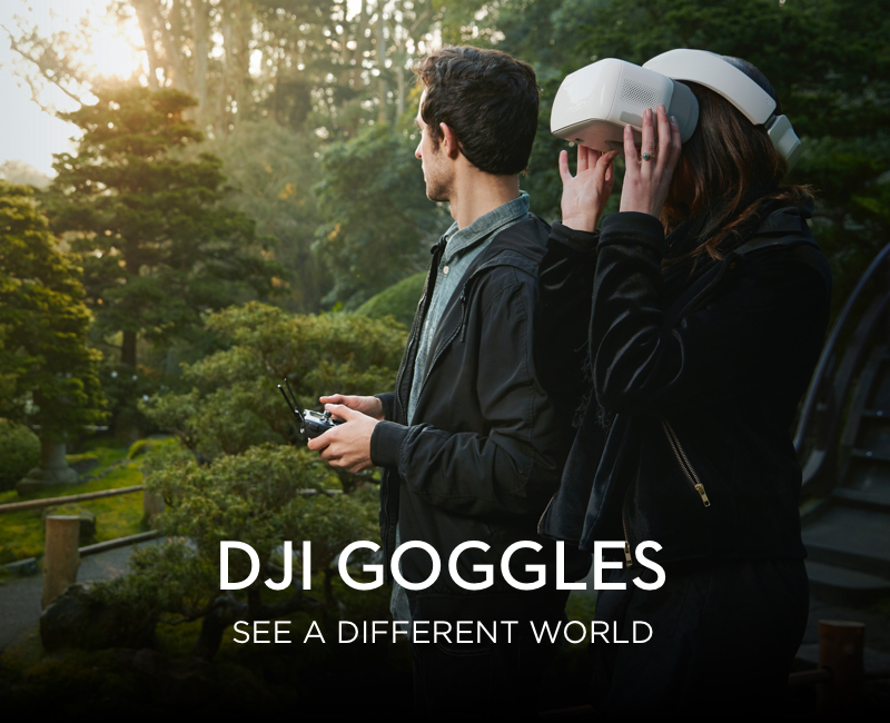 DJI Goggles UK Store - Official DJI store HD