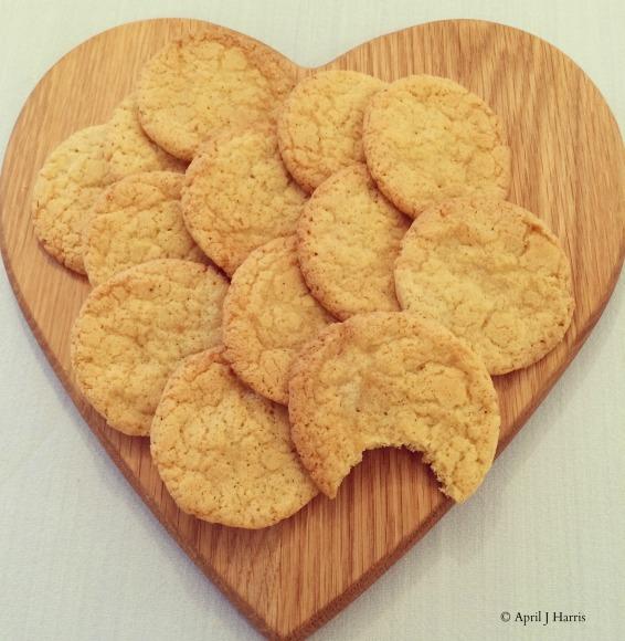vandotsch Speculaas Snickerdoodle cookies