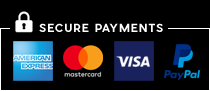 Secre payments via Worldpay and Paypal