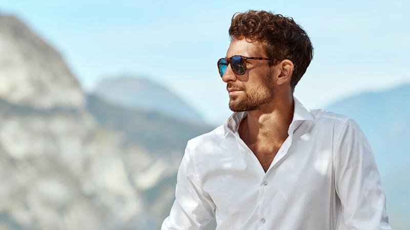 Mens prescription sunglasses