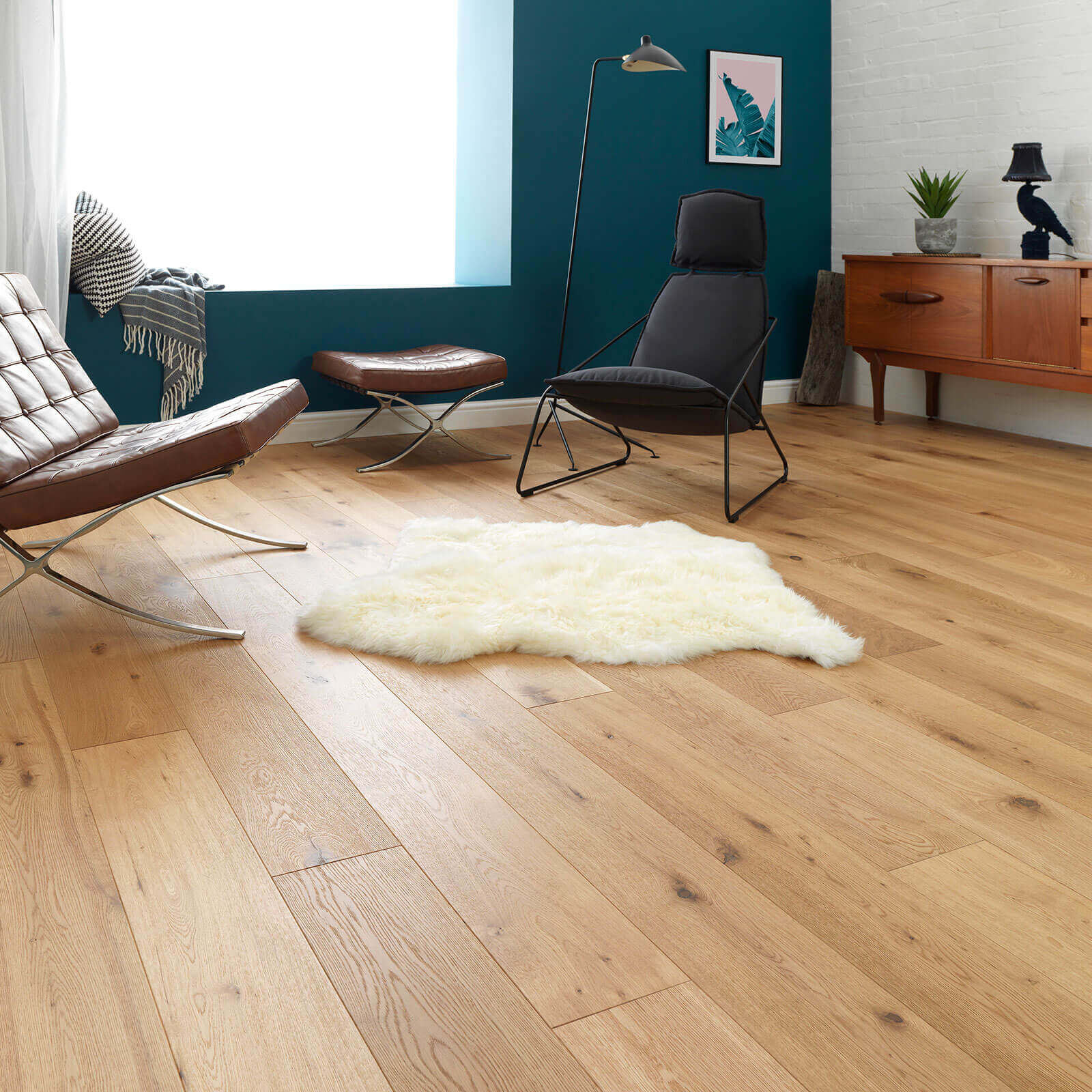 Guides for flooring installation and maintenance