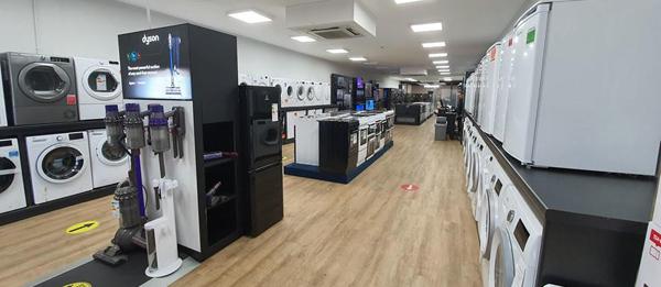 CS Suppliers 7000sqft showroom