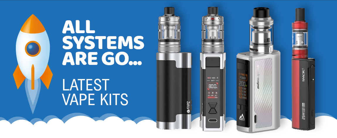All the latest vape kits from Which Vape Ltd