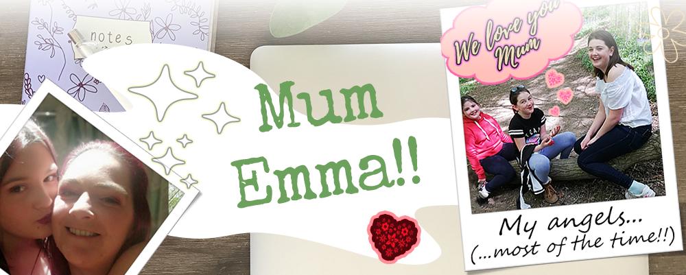 Mum Emma
