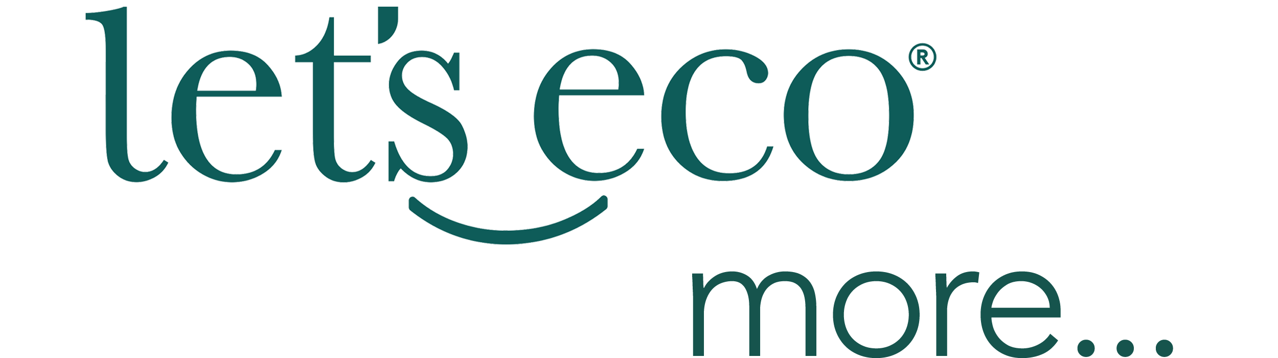 let's eco more... image